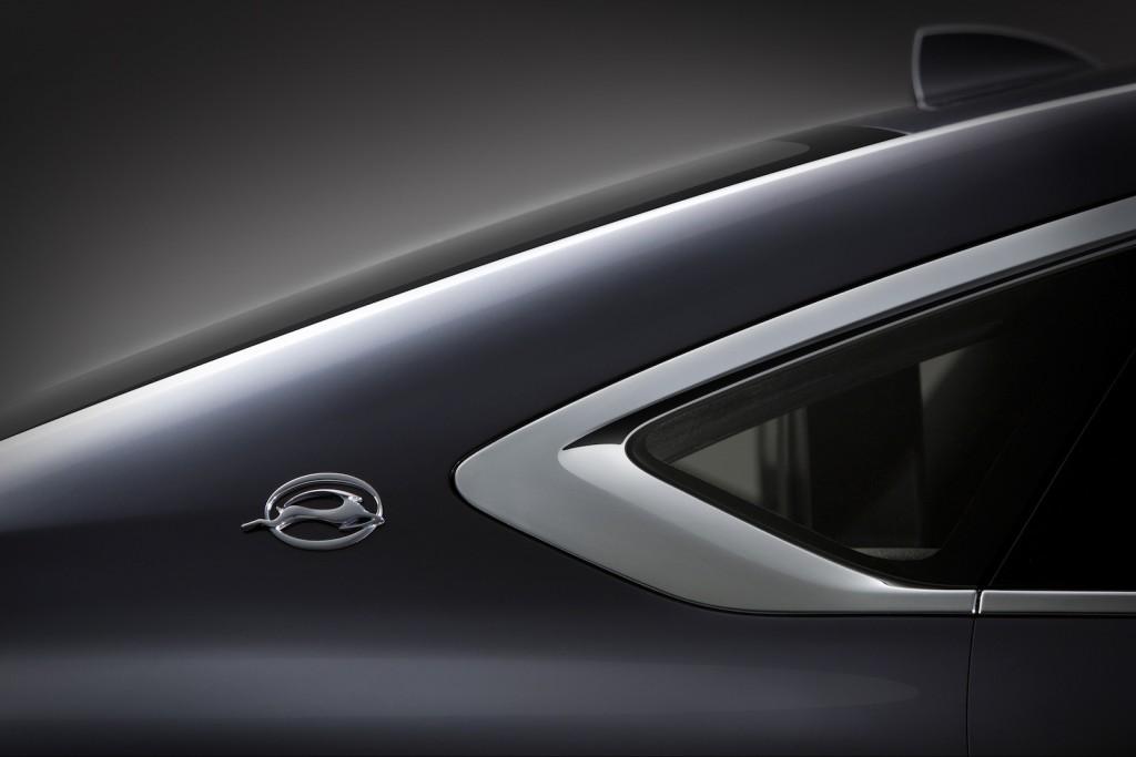 2014 Chevrolet Impala Teaser