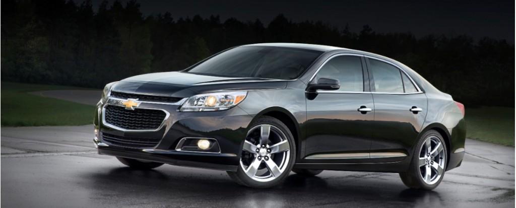2014 Chevrolet Malibu Earns IIHS 'Top Safety Pick Plus' Distinction