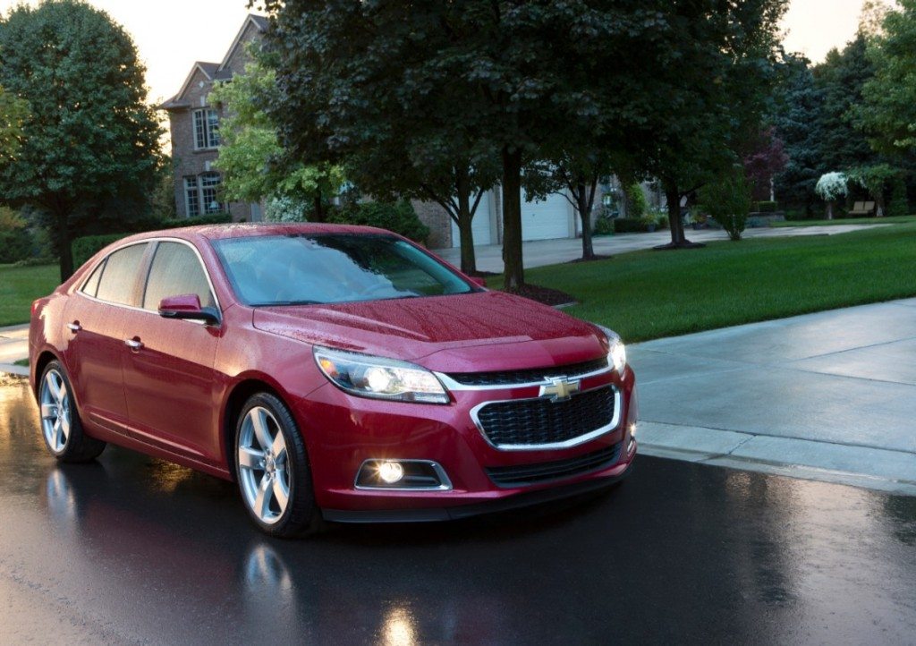 gm recalls 2014 chevy malibu for brake update. Black Bedroom Furniture Sets. Home Design Ideas