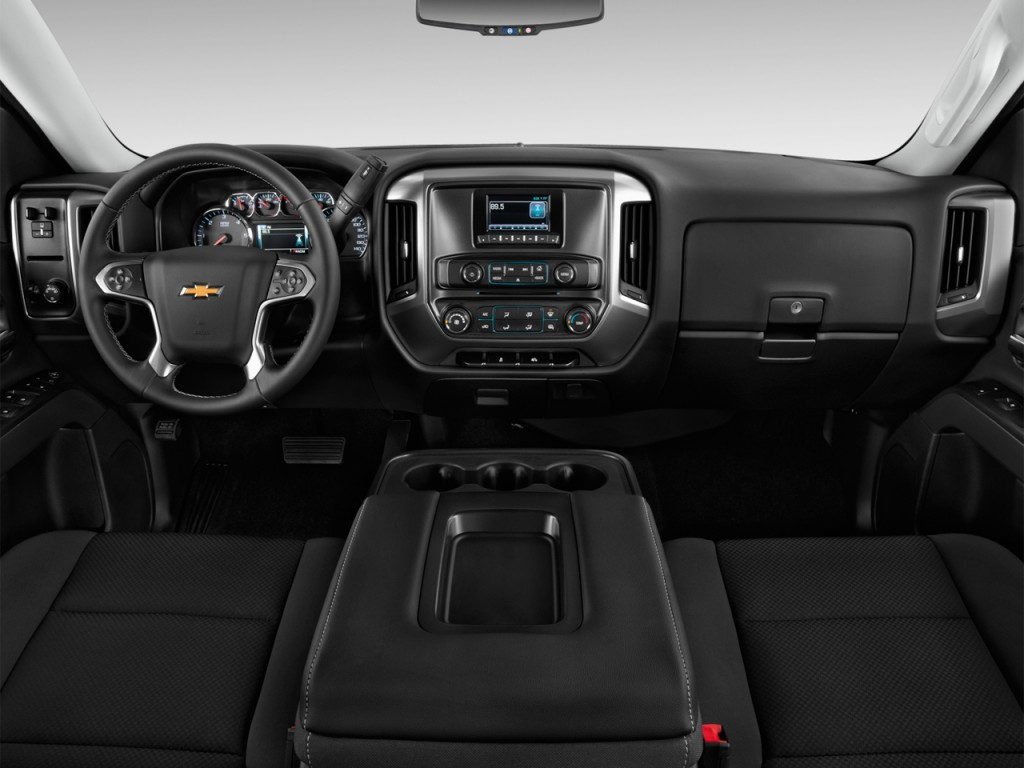 image 2014 chevrolet silverado 1500 2wd double cab 143 5 lt w 1lt dashboard size 1024 x 768. Black Bedroom Furniture Sets. Home Design Ideas