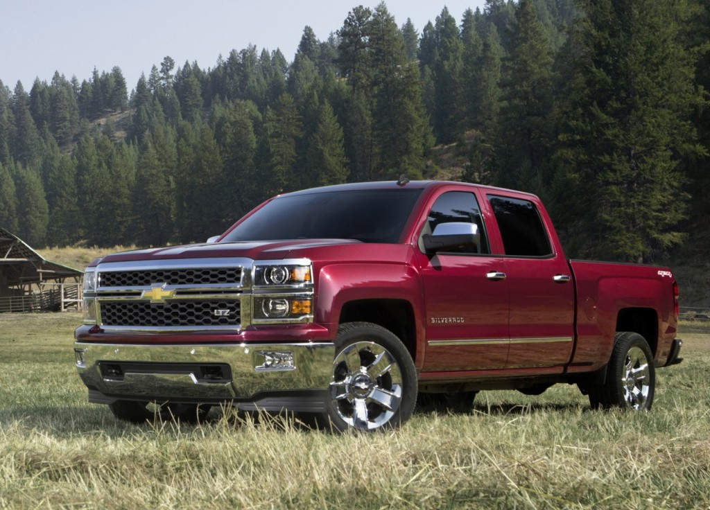 2014 Chevrolet Silverado, 2014 GMC Sierra Set New Standard For Truck Safety