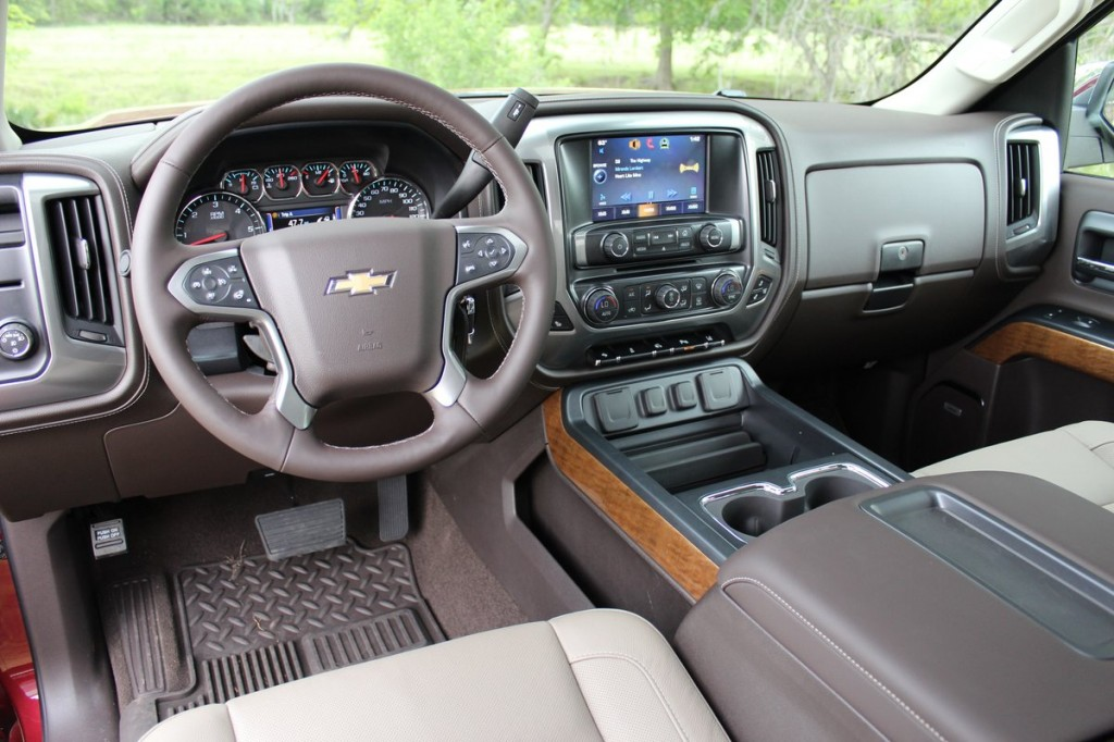 2014 Chevrolet Silverado 1500 LTZ  -  First Drive, May 2013
