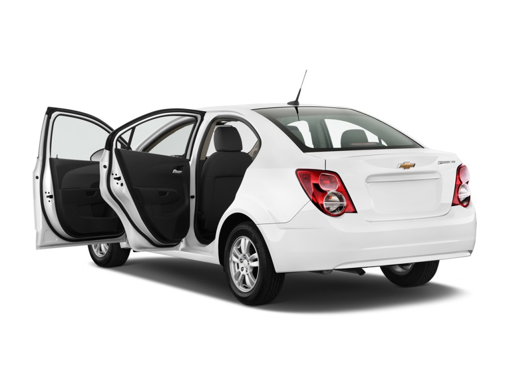 image 2014 chevrolet sonic 4 door sedan auto lt open. Black Bedroom Furniture Sets. Home Design Ideas