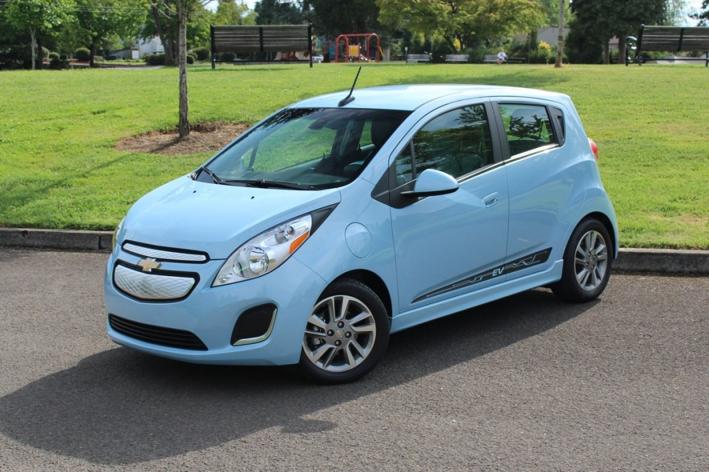 2015 Chevrolet Spark EV Switches Battery Cells 82Mile Range Remains