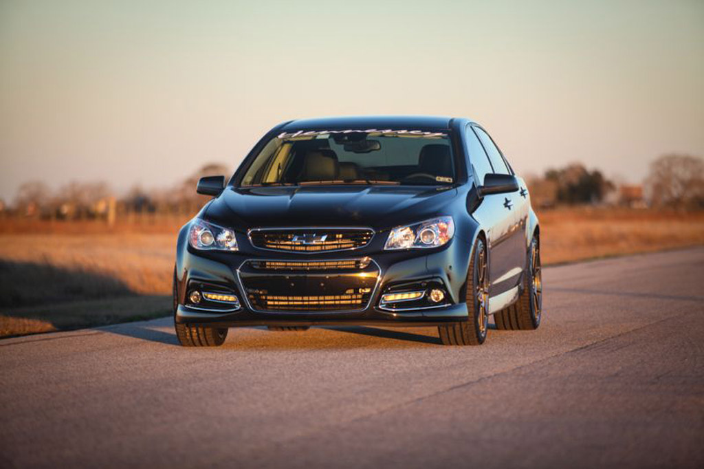 Hennessey Releases Details On Chevy SS Upgrades, Most ...