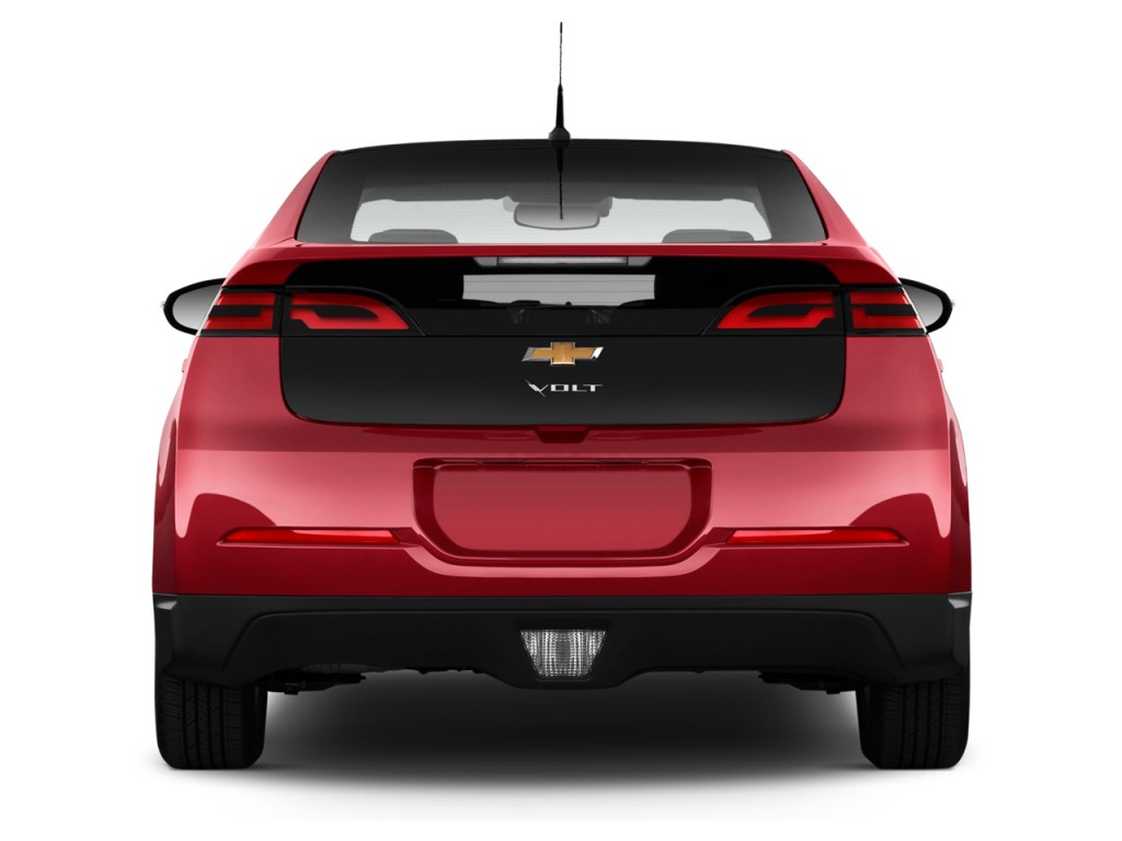 image 2014 chevrolet volt 5dr hb rear exterior view size 1024 x 768 type gif posted on. Black Bedroom Furniture Sets. Home Design Ideas