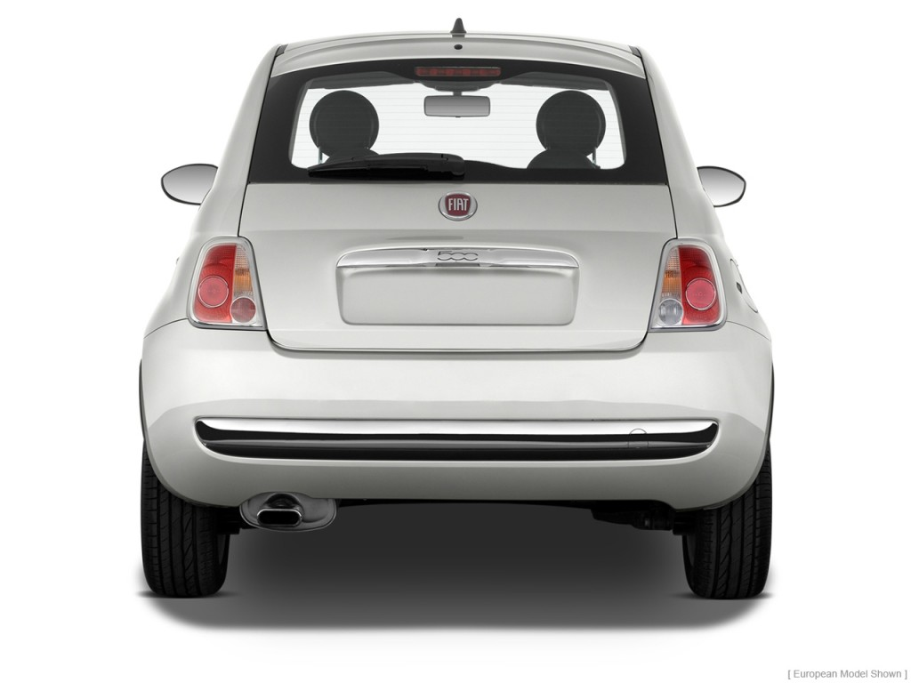 Fiat Door Hb Lounge Rear Exterior View L on 2012 Fiat 500 Battery