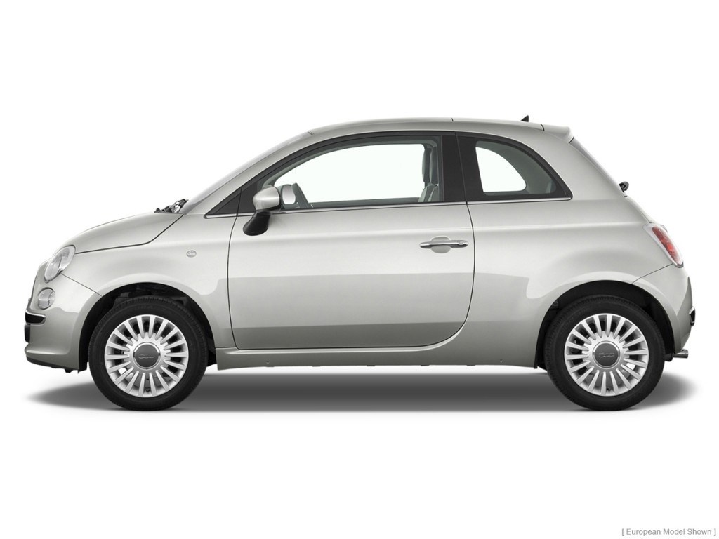 image 2014 fiat 500 2 door hb lounge side exterior view size 1024 x 768 type gif posted on. Black Bedroom Furniture Sets. Home Design Ideas