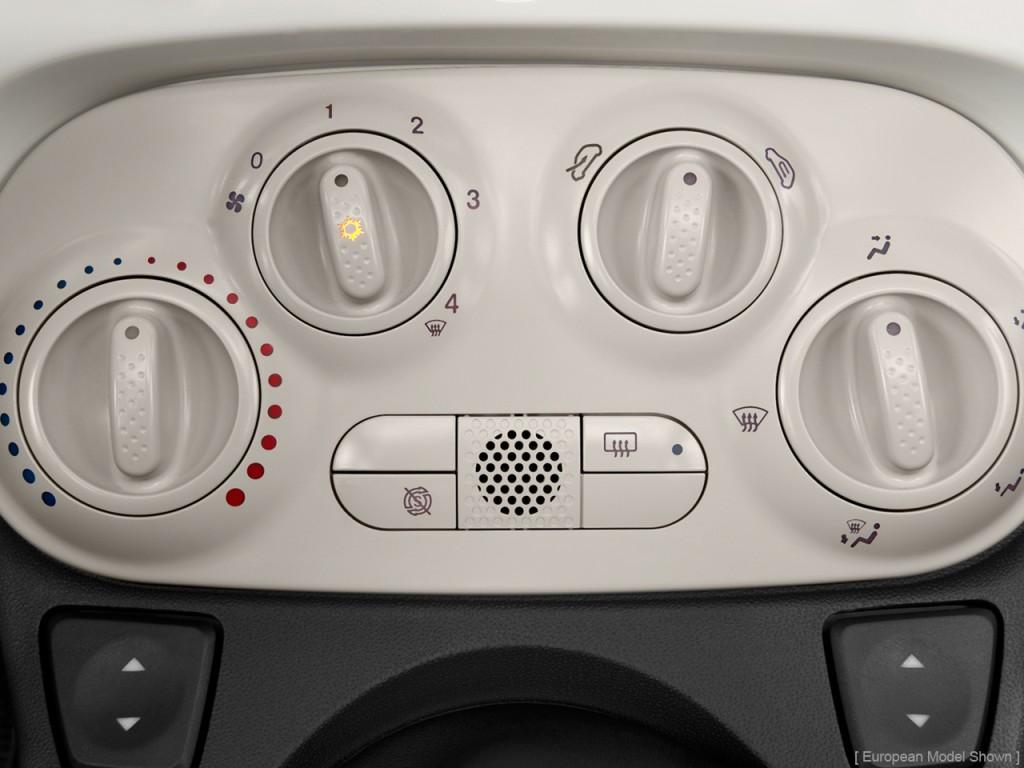 Image 2014 Fiat 500c 2 Door Convertible Lounge