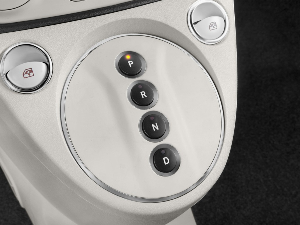 image 2014 fiat 500e 2 door hb battery electric gear shift size 1024 x 768 type gif posted. Black Bedroom Furniture Sets. Home Design Ideas