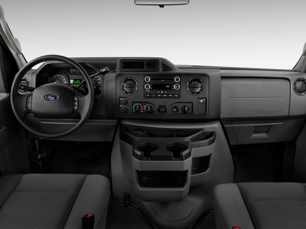 image 2014 ford econoline wagon e 350 super duty ext xl dashboard size 1024 x 768 type gif. Black Bedroom Furniture Sets. Home Design Ideas