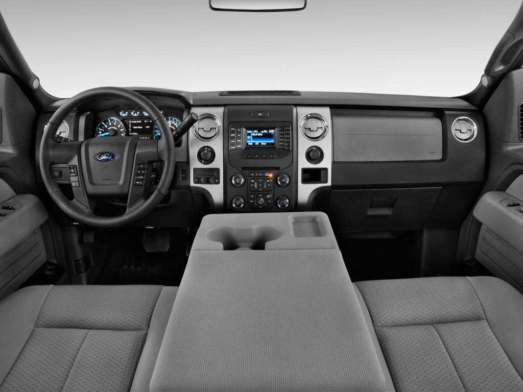 ford 150 supercrew xlt 2wd dashboard