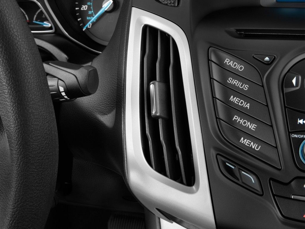 image 2014 ford focus 4 door sedan se air vents size 1024 x 768 type gif posted on may 2. Black Bedroom Furniture Sets. Home Design Ideas