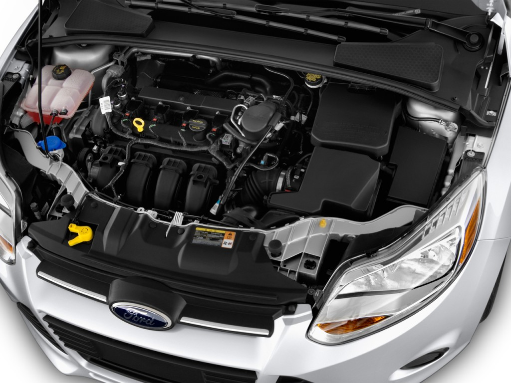 Image: 2014 Ford Focus 4-door Sedan SE Engine, size: 1024 ...