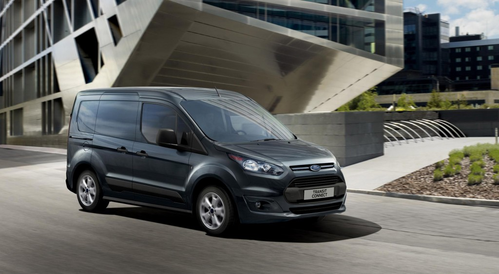 2014 Ford Transit Connect (European spec)