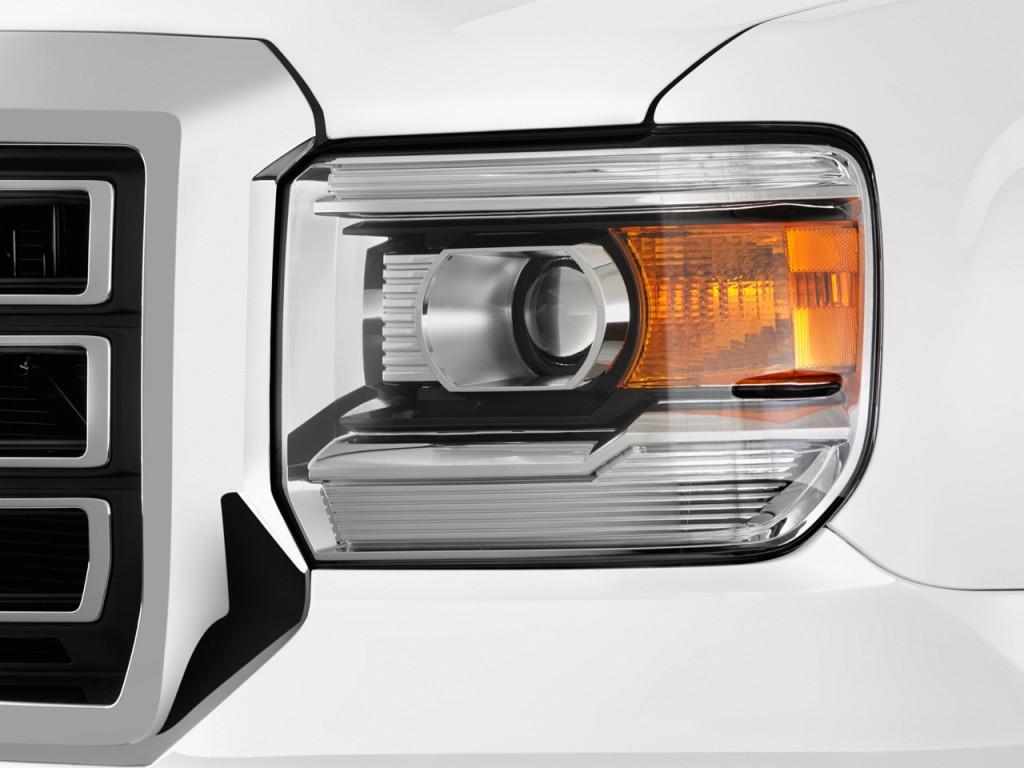 "Image: 2014 GMC Sierra 1500 2WD Crew Cab 143.5"" SLE ..."