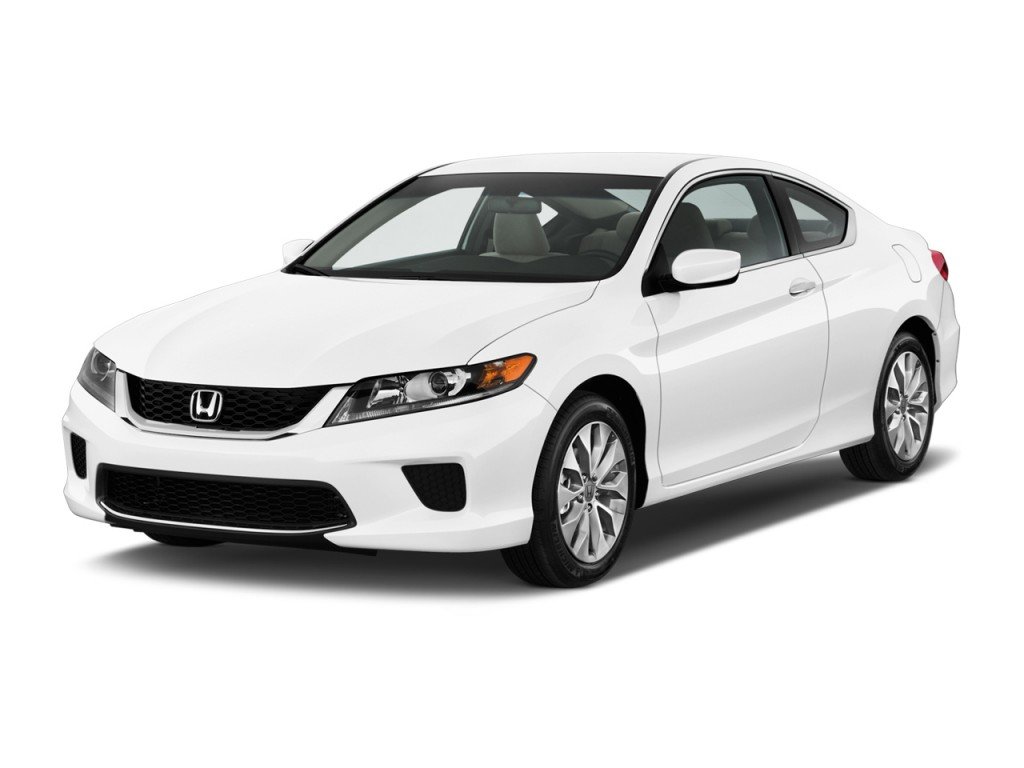 Image 2014 Honda Accord Coupe 2 Door I4 Cvt Lx S Angular