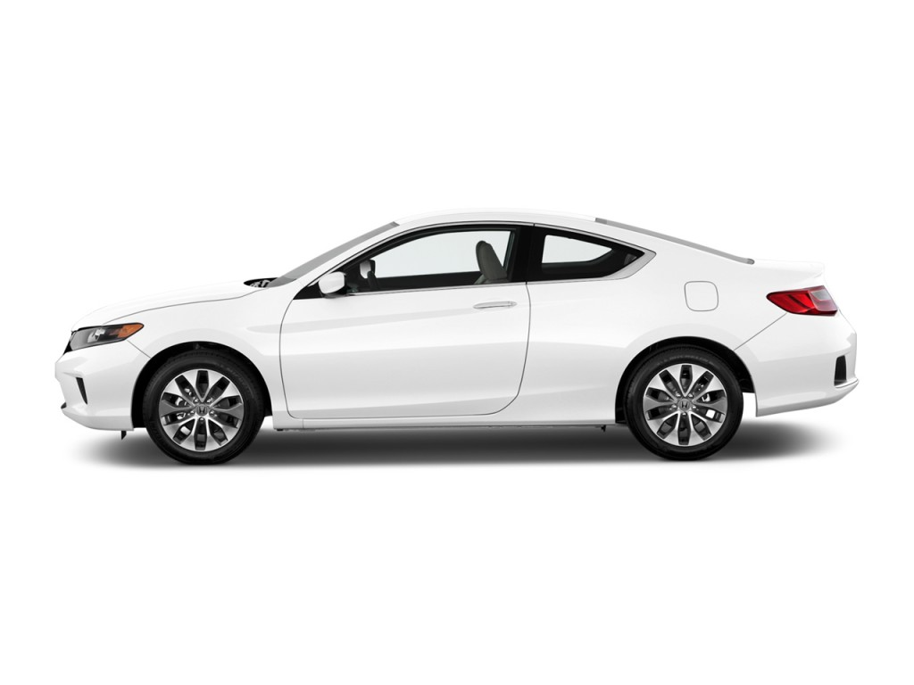 Image 2014 Honda Accord Coupe 2 Door I4 Cvt Lx S Side