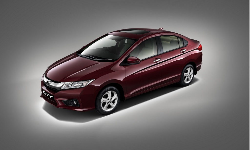 2014 Honda City (Indian market)