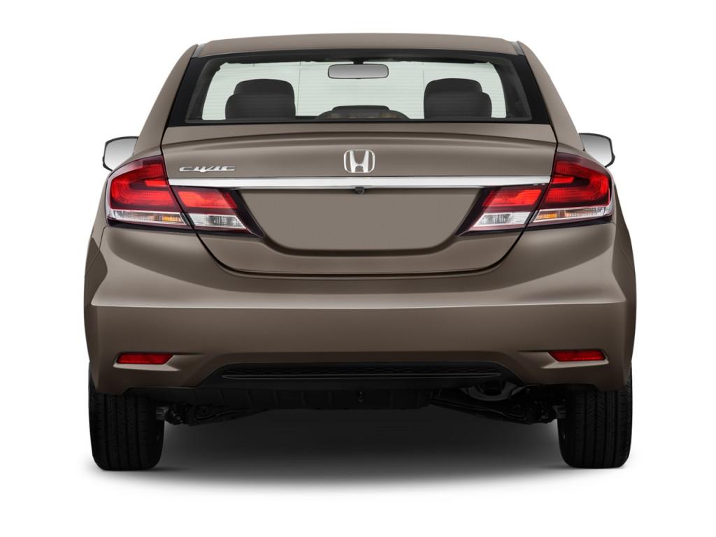 Image  2014 Honda Civic Sedan 4