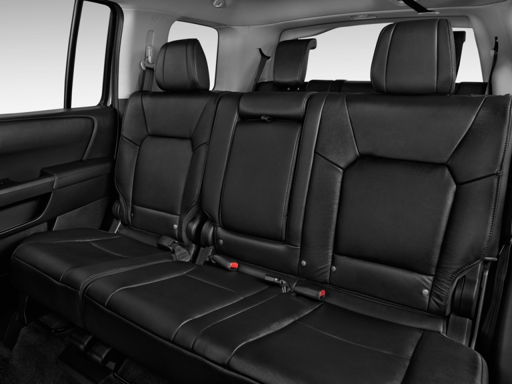 image 2014 honda pilot 2wd 4 door ex l rear seats size 1024 x 768 type gif posted on. Black Bedroom Furniture Sets. Home Design Ideas