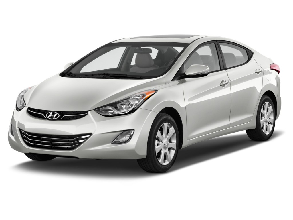 Image 2014 Hyundai Elantra 4 Door Sedan Auto Limited