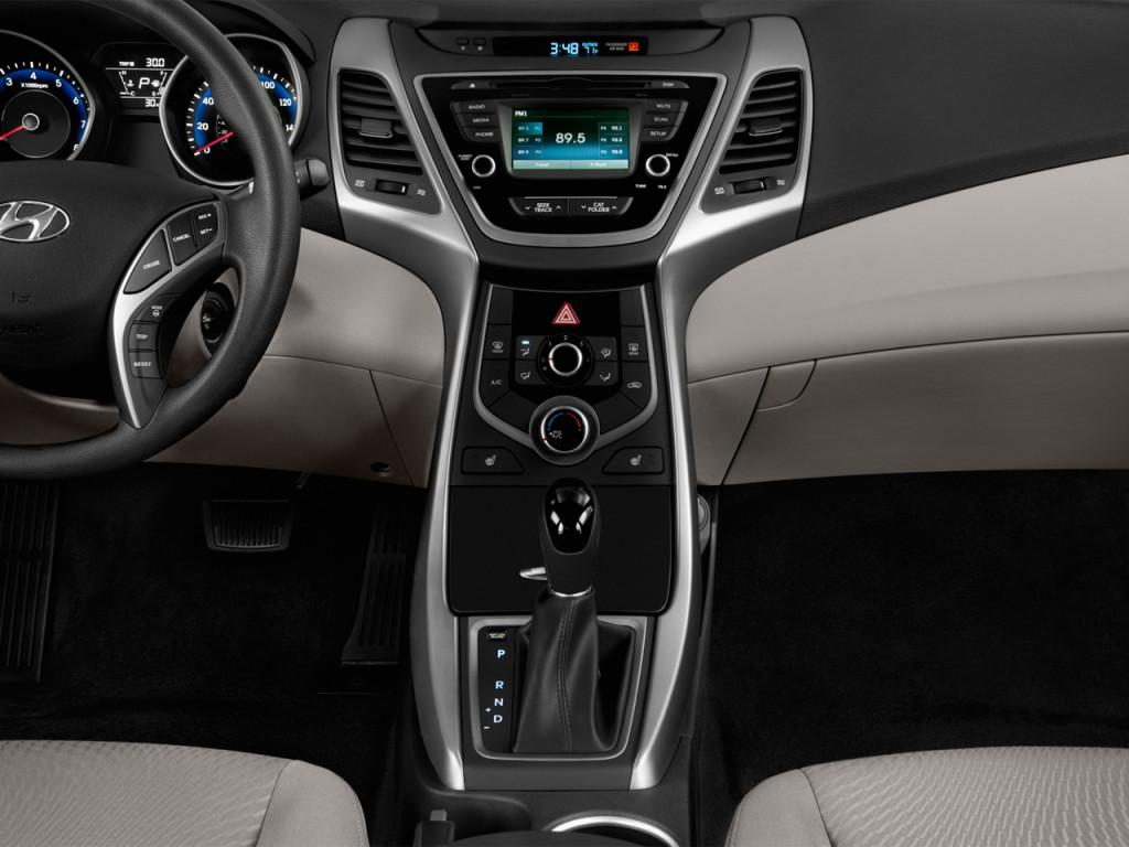 Image 2014 Hyundai Elantra 4 Door Sedan Auto Se Alabama