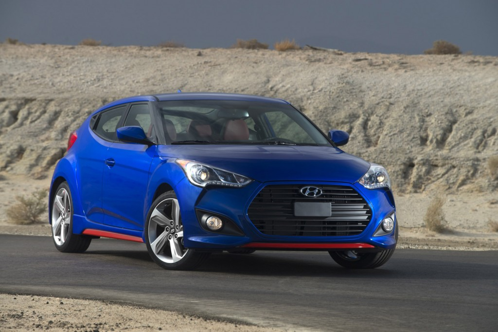 2014 Hyundai Veloster: Five Stars In Federal Crash-Testing