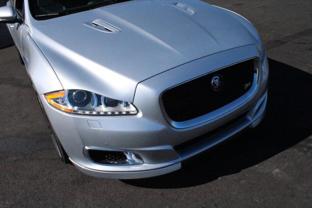 2014 Jaguar XJR  -  First Drive, August 2013