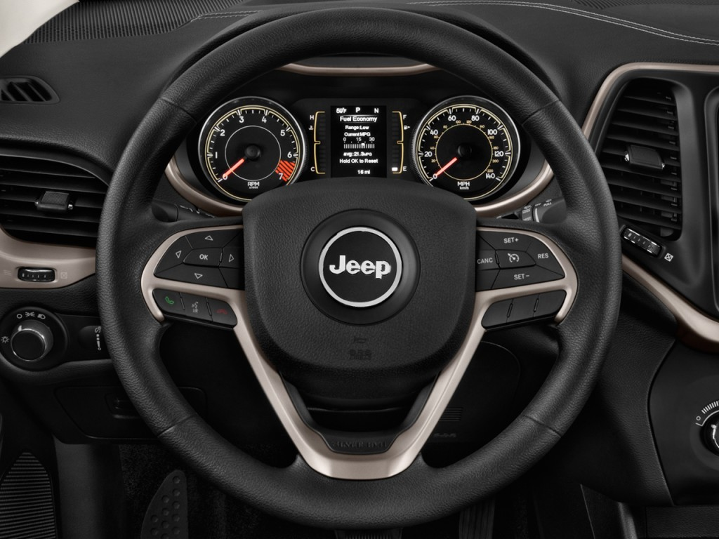 image 2014 jeep cherokee fwd 4 door sport steering wheel size 1024 x 768 type gif posted. Black Bedroom Furniture Sets. Home Design Ideas