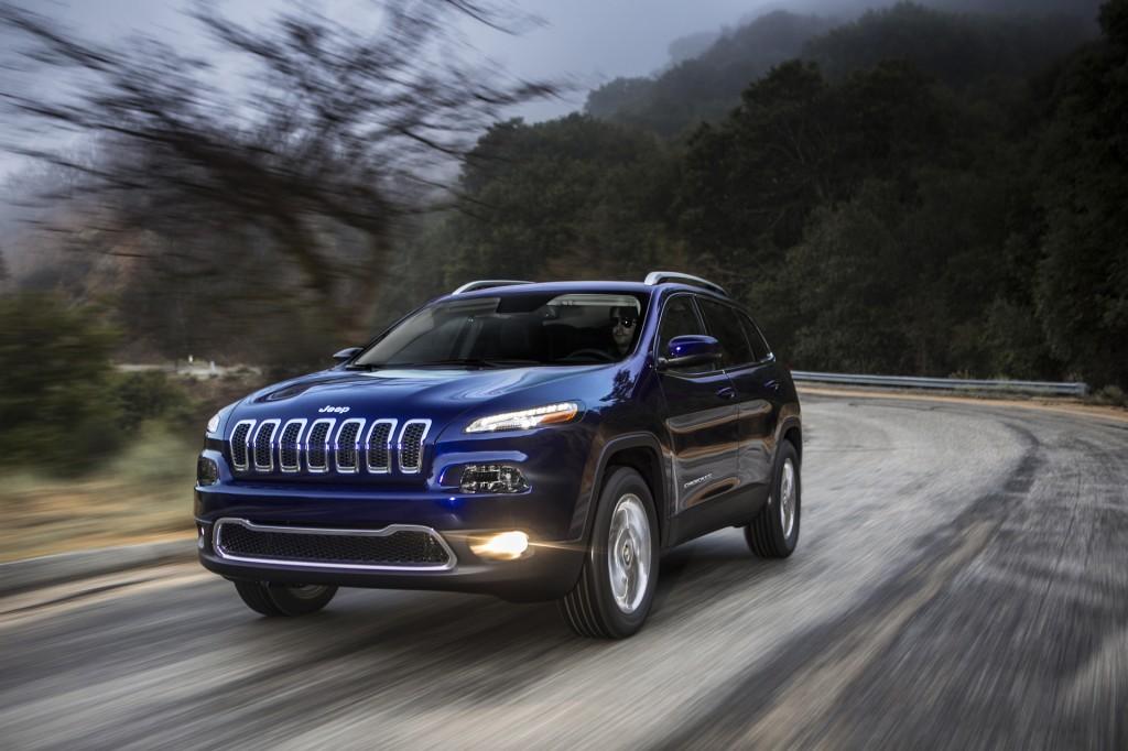 2014 Jeep Cherokee Video Road Test