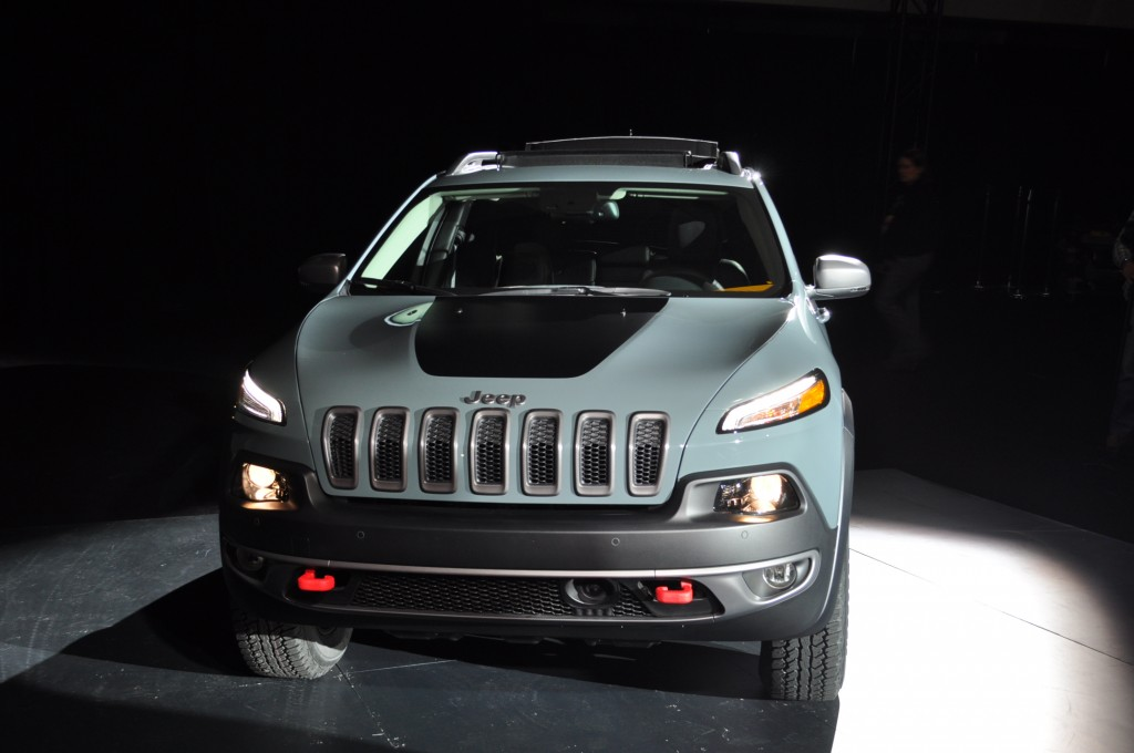 March Car Sales, 2014 Jeep Cherokee, Autonomous Cars: Today's Car News