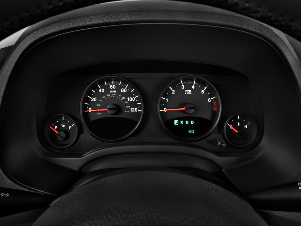 2014 Jeep Patriot FWD 4-door Latitude Instrument Cluster