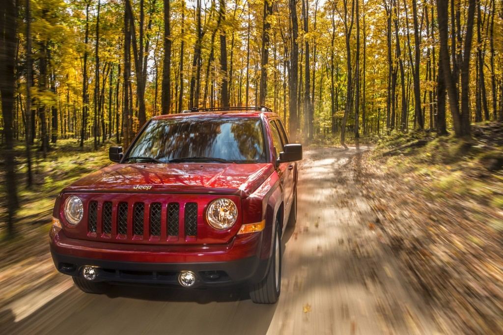2014 Jeep Patriot Video Preview