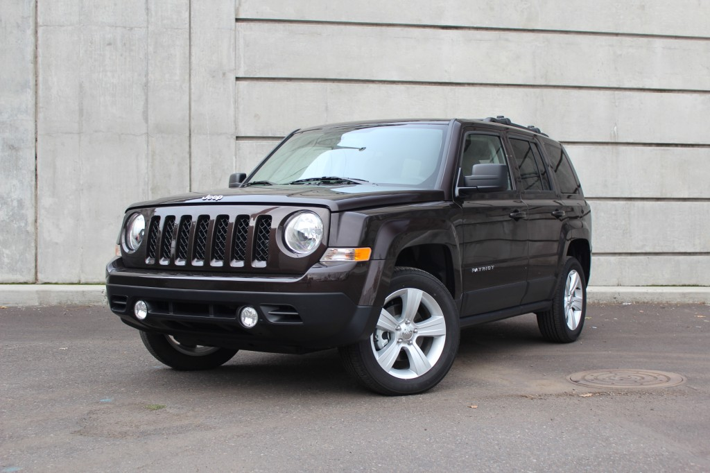 2014 Jeep Patriot Latitude Does It Drive Better Without the CVT