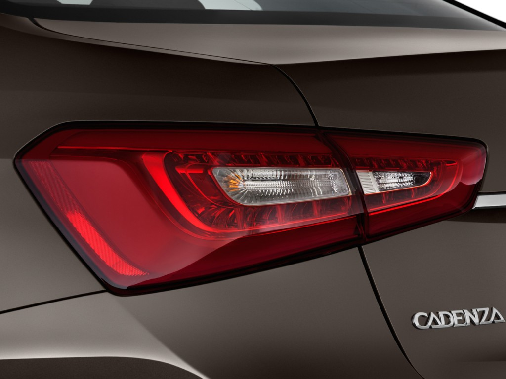 image 2014 kia cadenza 4 door sedan premium tail light size 1024 x 768 type gif posted on. Black Bedroom Furniture Sets. Home Design Ideas