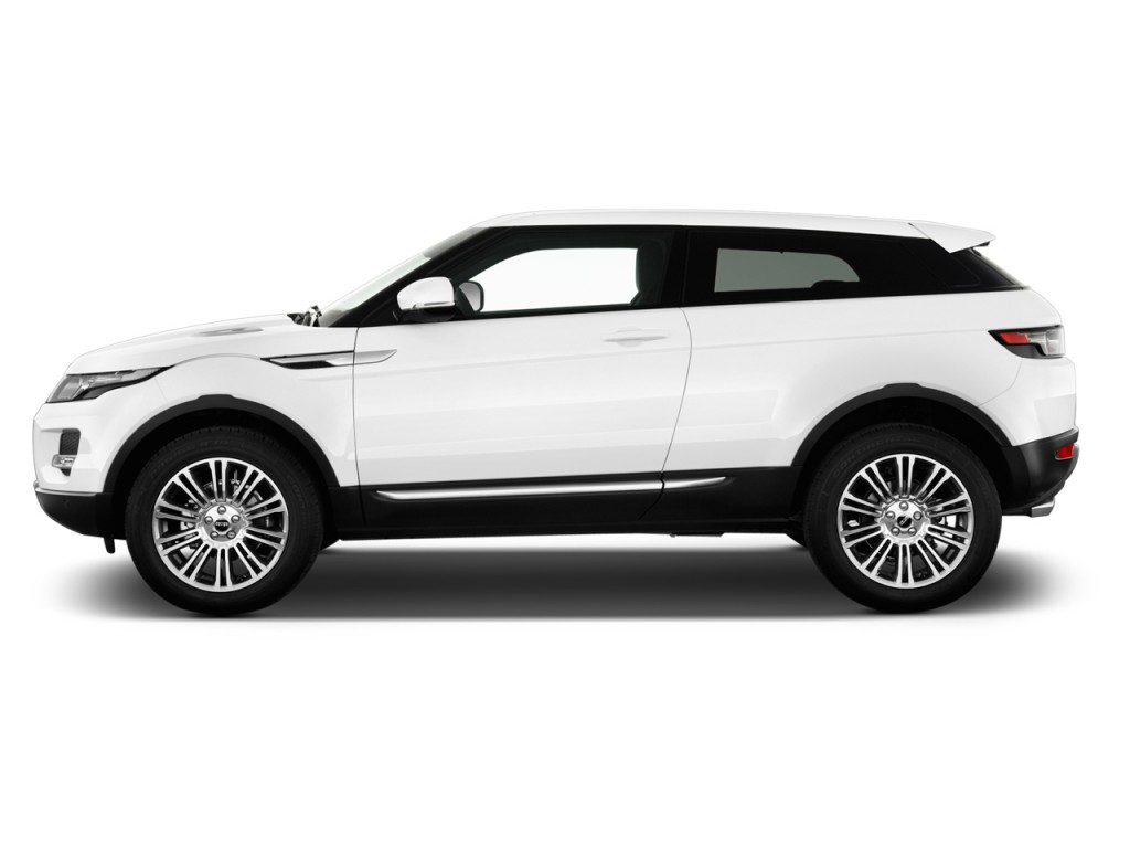 Image 2014 Land Rover Range Rover Evoque 2 Door Coupe