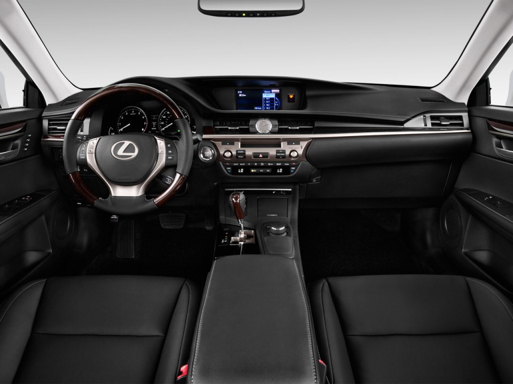 Image 2014 Lexus Es 350 4 Door Sedan Dashboard Size
