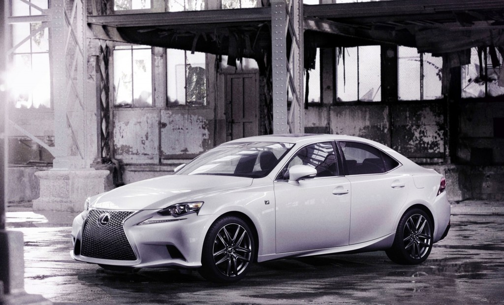 2014 Lexus IS 350 F Sport