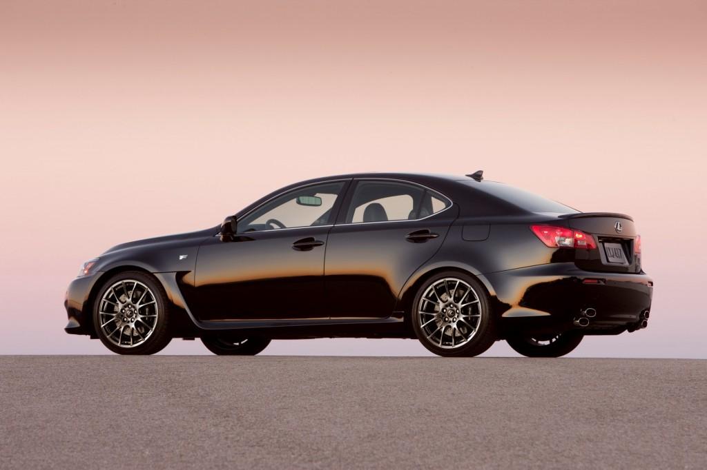 Image 2014 Lexus IS F size 1024 x 682 type