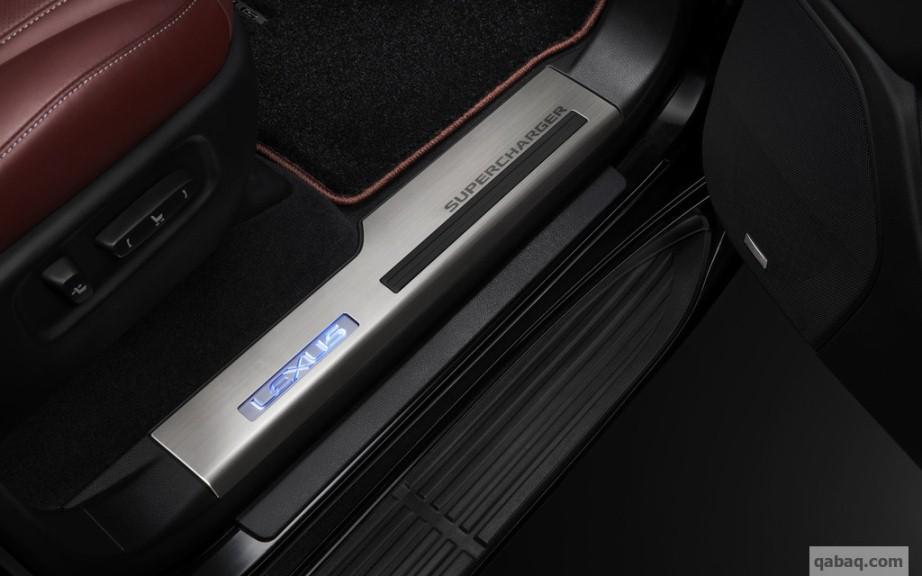 2014 Lexus LX 570 Supercharger