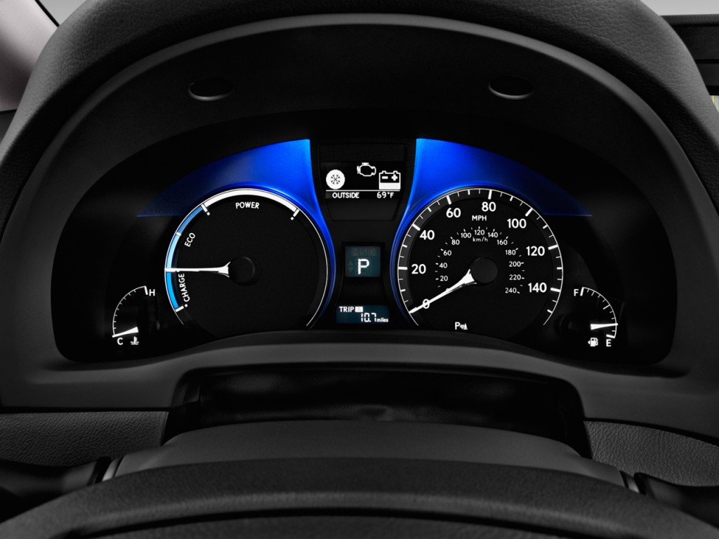 image 2014 lexus rx 450h fwd 4 door instrument cluster. Black Bedroom Furniture Sets. Home Design Ideas