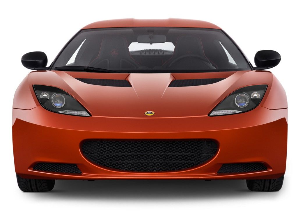 image 2014 lotus evora 2 door coupe s 2 2 front exterior. Black Bedroom Furniture Sets. Home Design Ideas