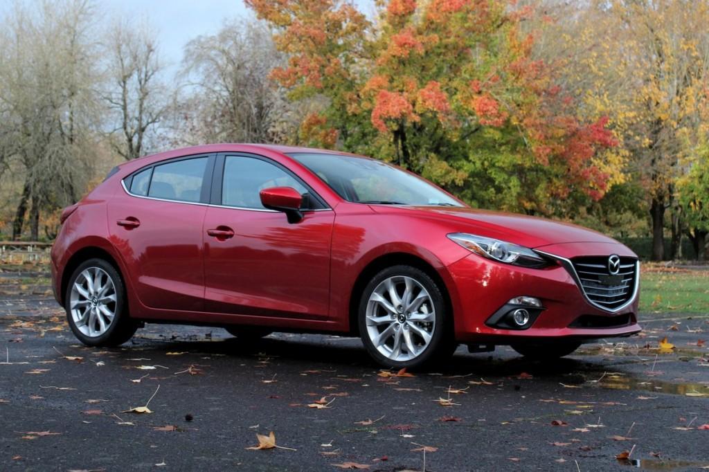 Image: 2014 Mazda Mazda3 s Grand Touring - First Drive ...