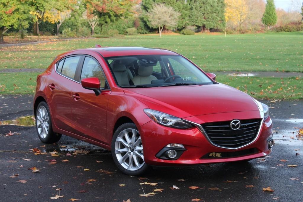 2014 Mazda Mazda3 s Grand Touring  -  First Drive