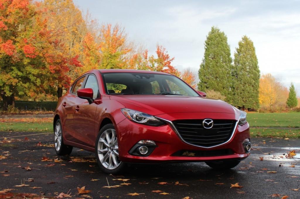 2014 Mazda 3 Video Road Test