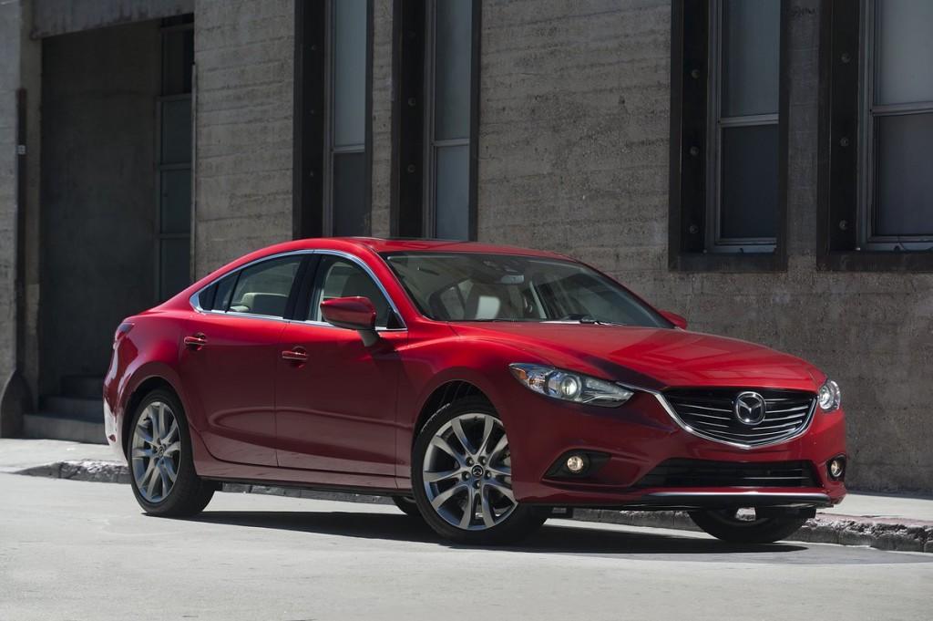 2014 Mazda 6 Video Road Test