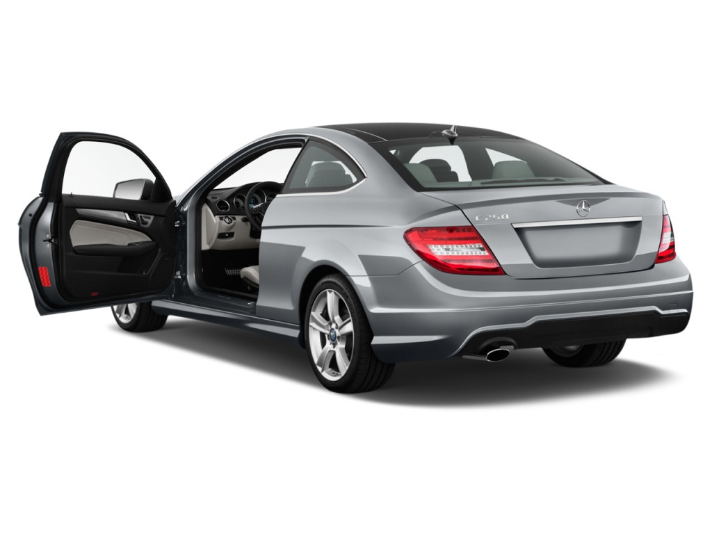 image 2014 mercedes benz c class 2 door coupe c250 rwd. Black Bedroom Furniture Sets. Home Design Ideas