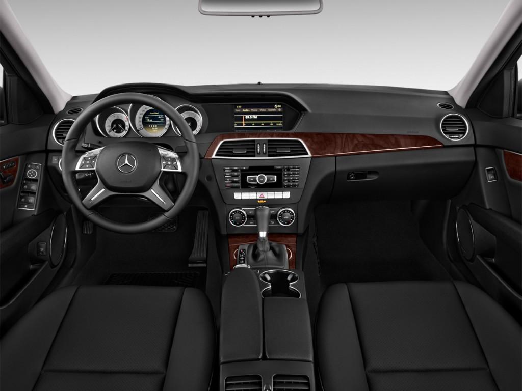 Image 2014 Mercedes Benz C Class 4 Door Sedan C250 Luxury