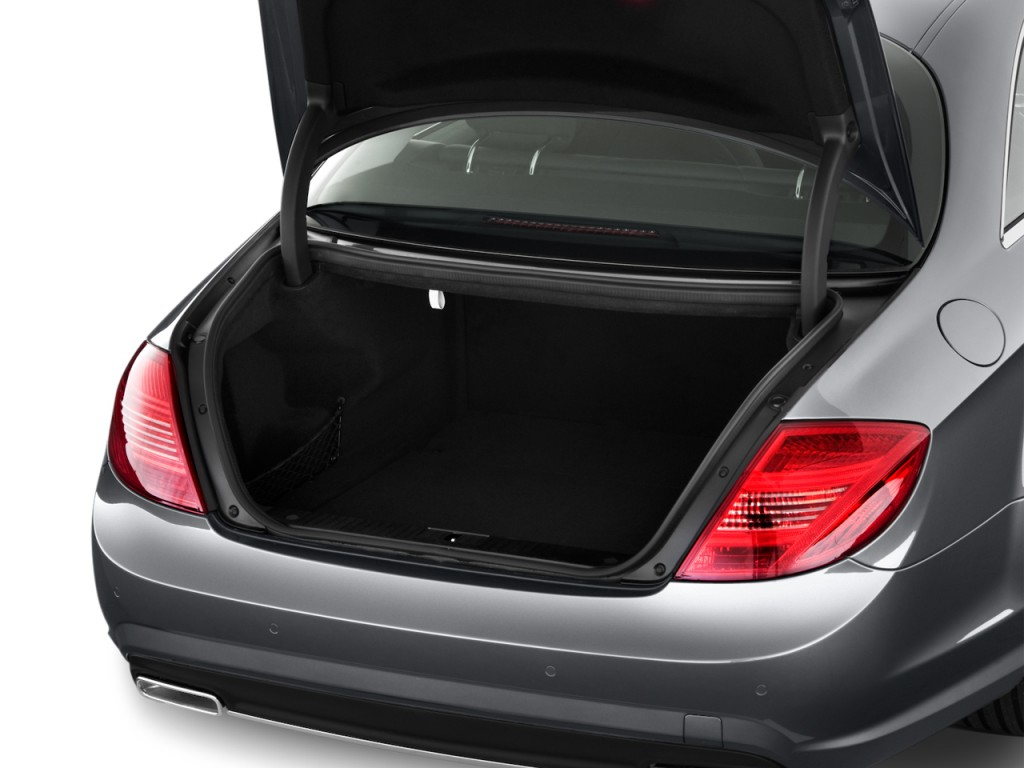 image 2014 mercedes benz cl class 2 door coupe cl550 4matic trunk size 1024 x 768 type gif. Black Bedroom Furniture Sets. Home Design Ideas